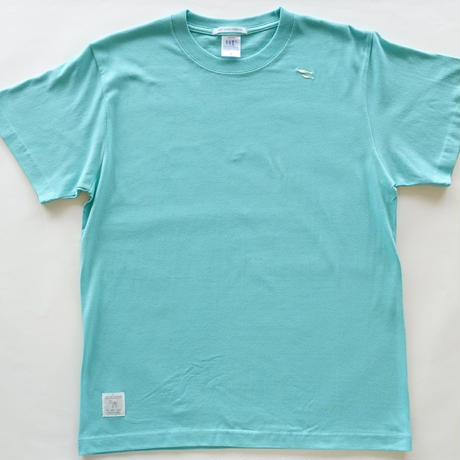 Embroidery T-shirts SAKANA  [Lavender , Mint]