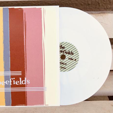 The Beefields「Gokomachi Ep」ダウンロードコード+B品TOYレコード