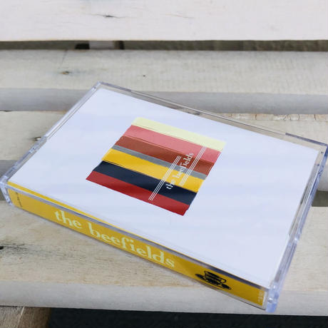 The Beefields「Gokomachi Ep」カセット、CD-R、ダウンロードコード+TOYレコード黒