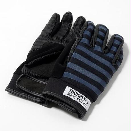 THUMPERS BROOKLYN NYC USA SLOT GLOVE (NAVY)