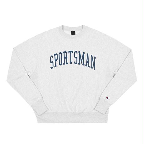 ONLY NY Sportsman Champion® Reverse Weave Crewneck ASH