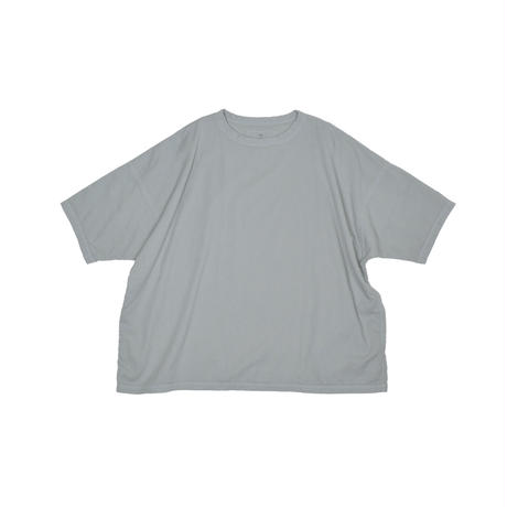 Gauze Big Silhouette Short Sleeve T-Shts.