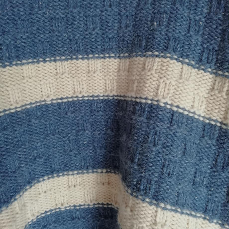 Blue Sweater (青いセーター)