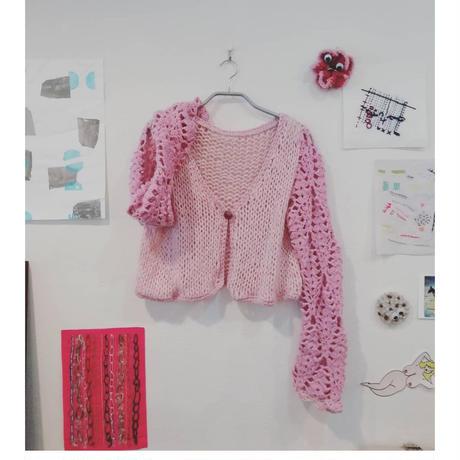 Pink Cardi (ピンクカーディガン)