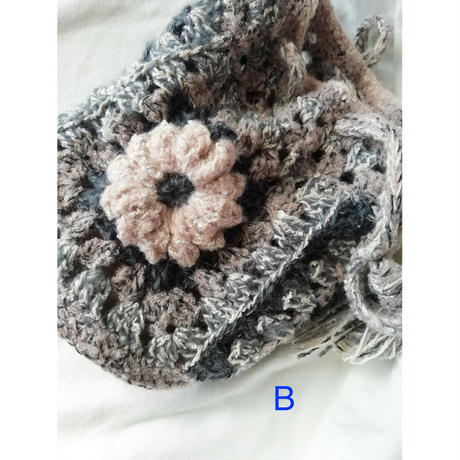 flower pochette (お花のポシェット)