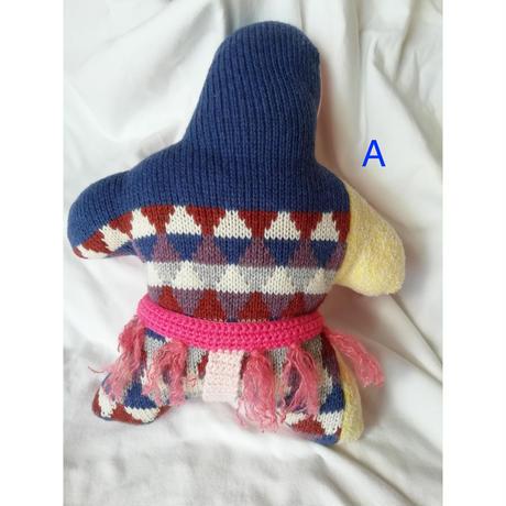 stuffed toy (ぬいぐるみ)
