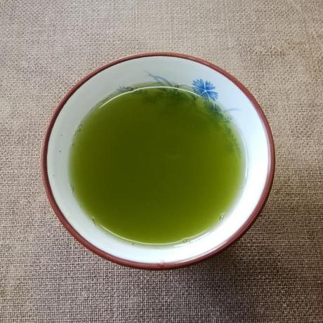 新茶 上粉茶100g