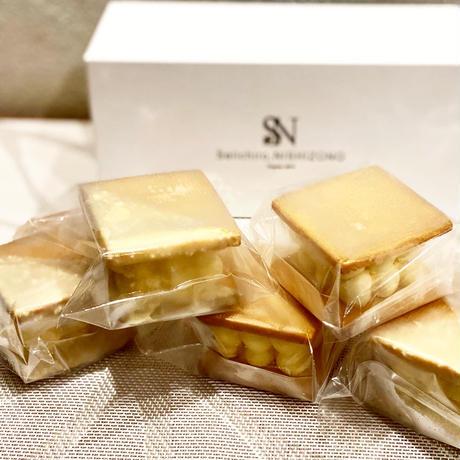 white day's butter sand box / ホワイトデー♡バターサンドボックス