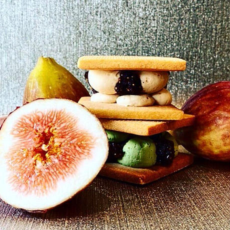 fig butter sand box / イチジクバターサンド