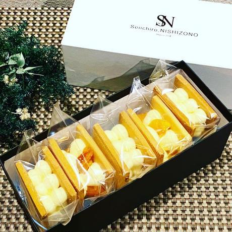 2021  butter sand box / 新春バターサンドボックス