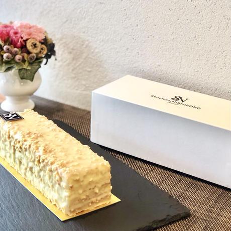 butter layer cake  ( バタークリームケーキ )