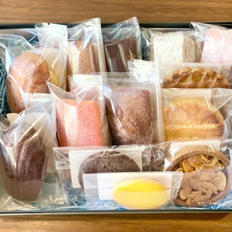 焼菓子詰め合わせS BOX
