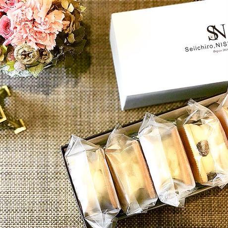 butter sand box - pistache lemon
