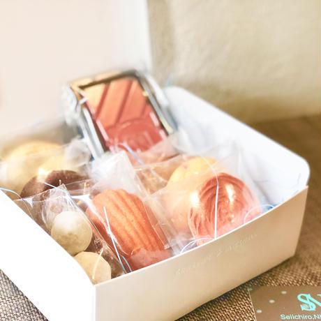 madam select box  - strawberry