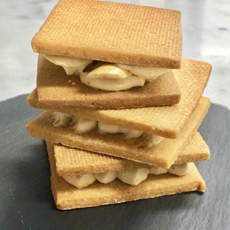 peanuts butter sand box
