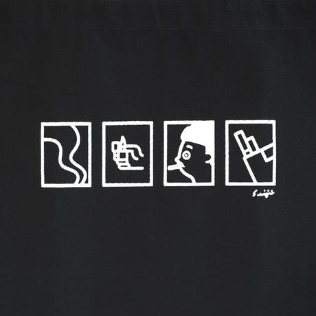 TOTE BAG - Smoking