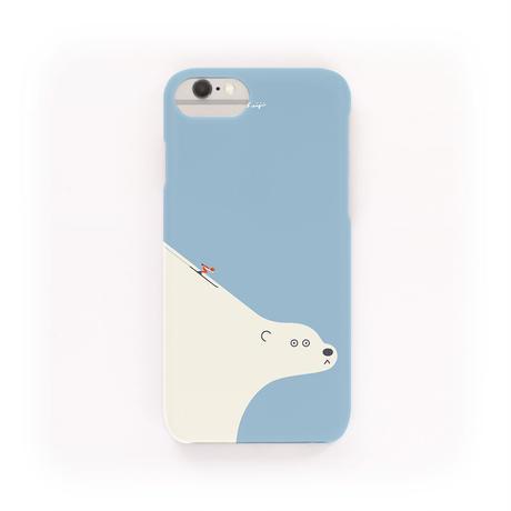 i phone case - Polar bear jump ramp