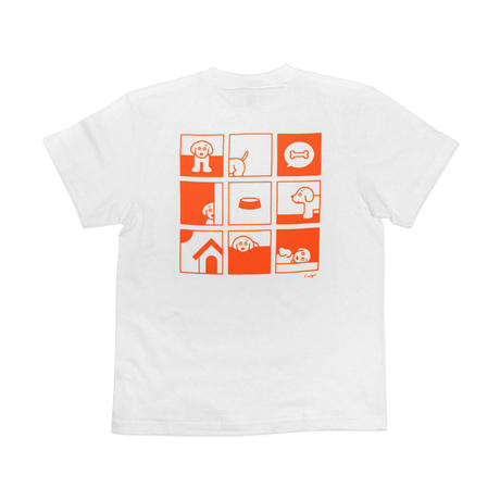 T-SHIRT - I'm Little (Orange)