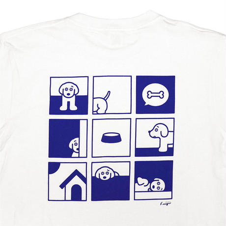 T-SHIRT - I'm Little (Blue)