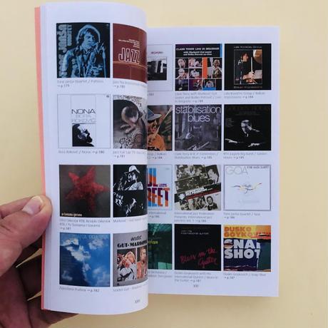 東欧ジャズ・レコード旅のしおり