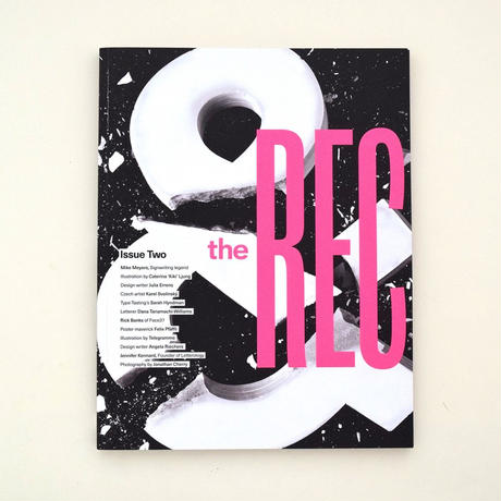 the RECORDER MAGAZINE Issue 2