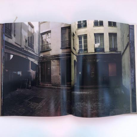 篠山紀信写真集 パリ