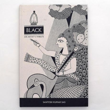 BLACK AN ARTIST'S TRIBUTE