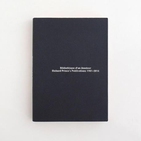 Richard Prince's Publications 1981-2014