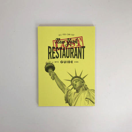 NEW YORK LOST RESTAURANT GUIDE