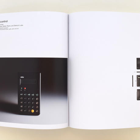 Less and More : The Design Ethos of Dieter Rams