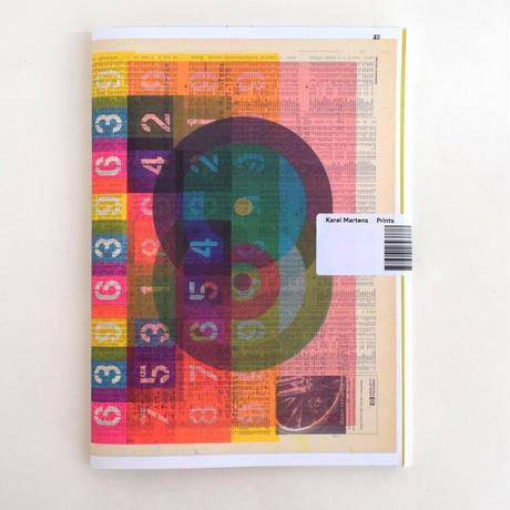 Karel Martens - Prints