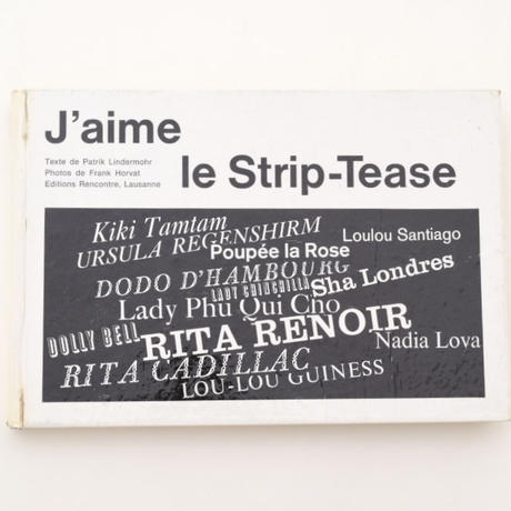 J'aime le Strip-Tease