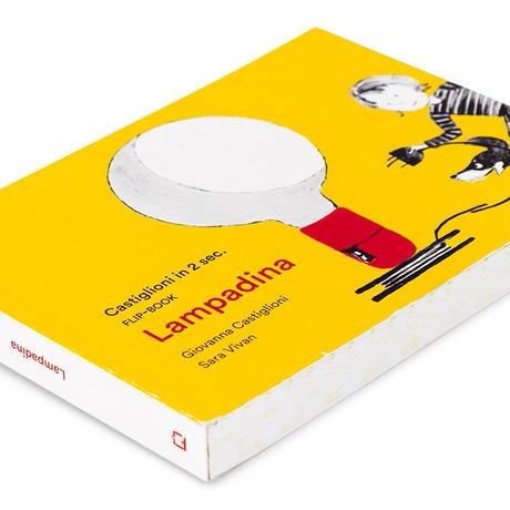 "Castiglioni in 2 sec. Flip-book ""Lampadina"""