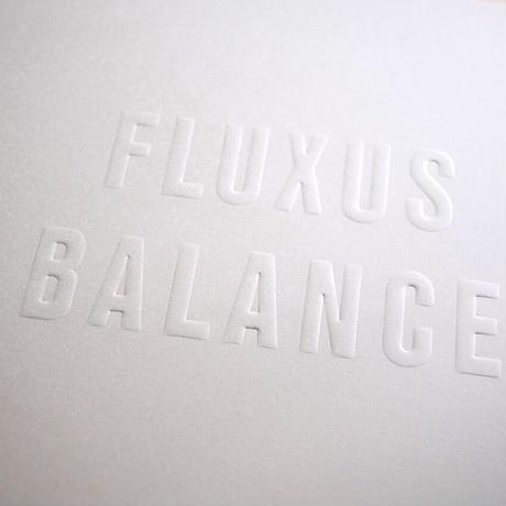 FLUXUS BALANCE