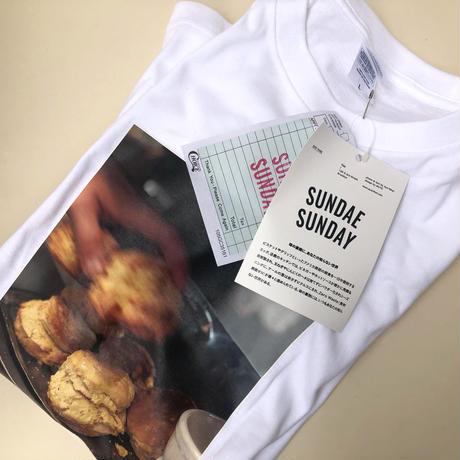 仁平綾 スコーン Tシャツ
