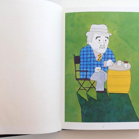 和田誠肖像画集 PEOPLE