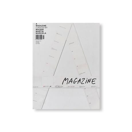 限定復刊版 A MAGAZINE CURATED BY MAISON MARTIN MARGIELA
