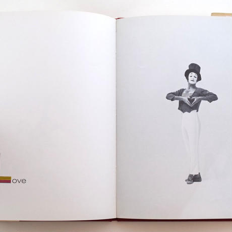 the marcel marceau alphabet book