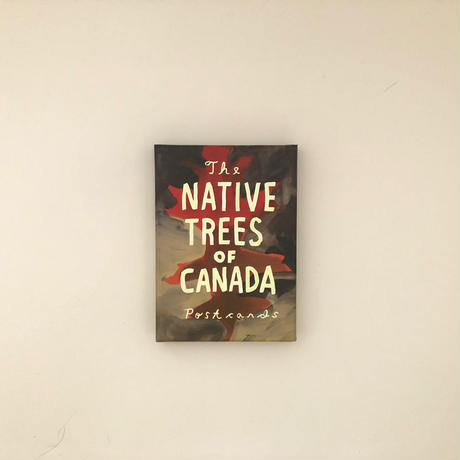 The NATIVE TREES OF CANADA Postcards