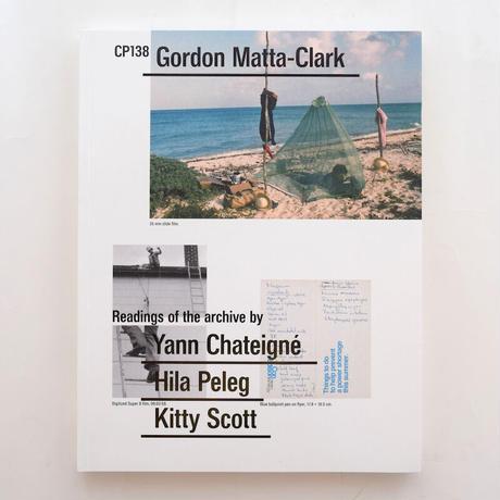 CP138 Gordon Matta-Clark