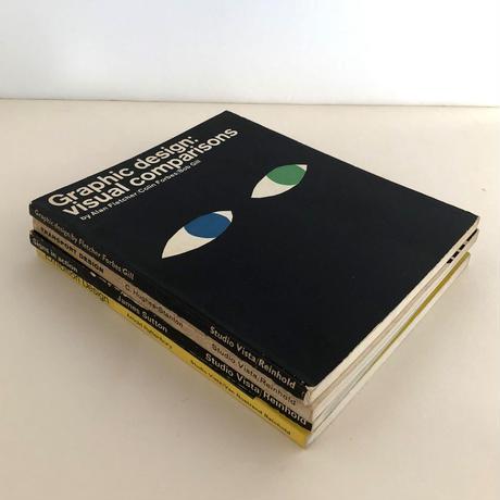 《誠光社の本棚から》INTRODUCTORY HANDBOOKS TO ART AND DESIGN 4冊セット