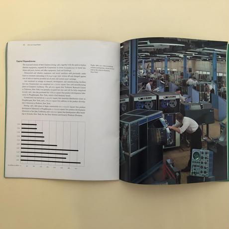 IBM Annual Report 1960