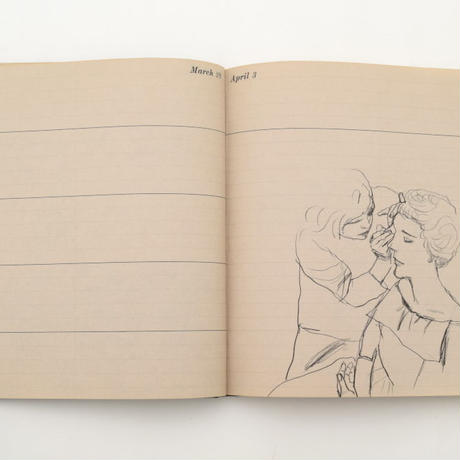 CBS Television Network Notebook 1960