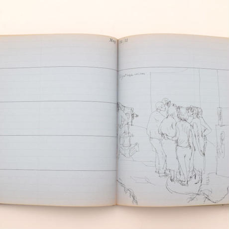 CBS Television Network Notebook 1959