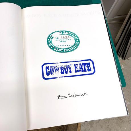 COWBOY KATE & OTHER STORIES by Sam Haskins ハスキンス・プレス版 デッドストック