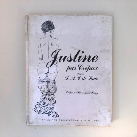 Justine par Crepax