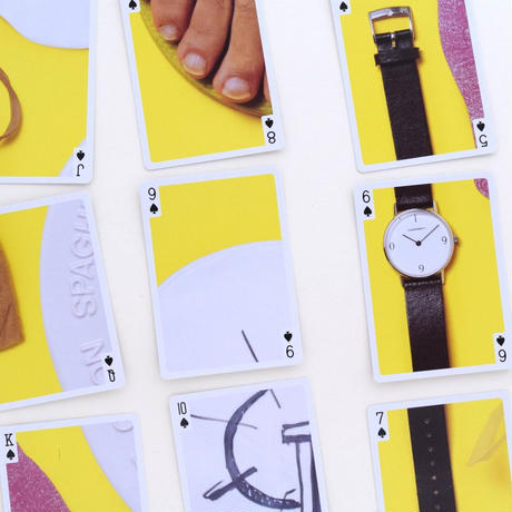 A COLLECTION OF NINE KIPPENBERGER EDITIONS, ONE BOETTI WATCH, A CIGARETTE AND YELLOW
