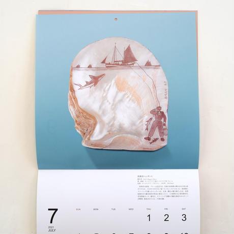 2021年 みんぱくオリジナルカレンダー先住民の宝