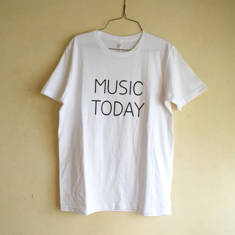 MUSIC TODAY Tシャツ