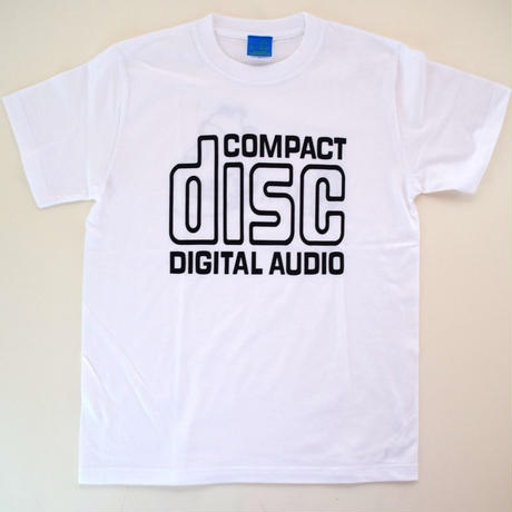 em records Compact Disc Tシャツ
